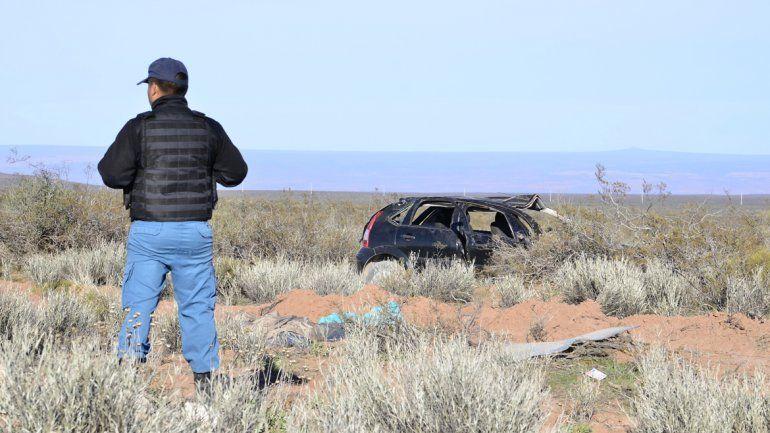 Una mujer murió en vuelco cerca de Rincón
