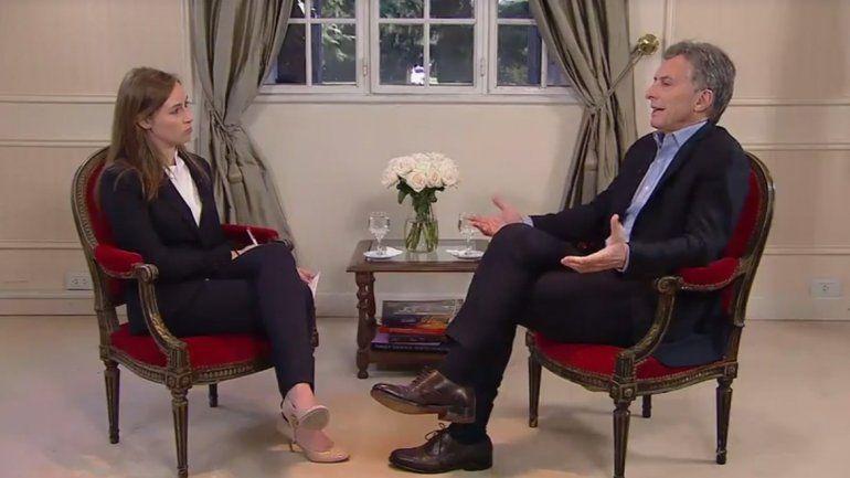 Macri: Si fueron 9 mil o 30 mil creo que es una discusión que no tiene sentido