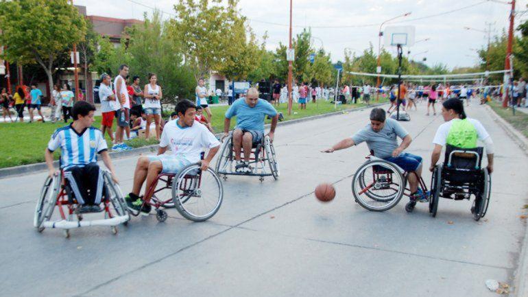 Proponen incorporar juegos Paralímpicos a la Araucanía