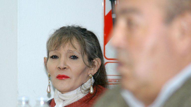 Laila Díaz enfrenta serios problemas de convivencia en el pabellón.