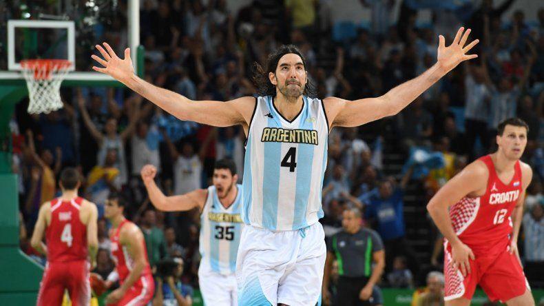 Luifa llegó a los 477 puntos en el historial de los Juegos Olímpicos.