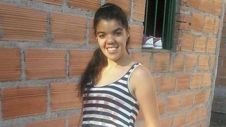 El cuerpo de Melina estaba enterrado a tres kilómetros de su casa.