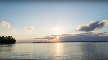 Increíble timelapse en las islas de Vanuatu