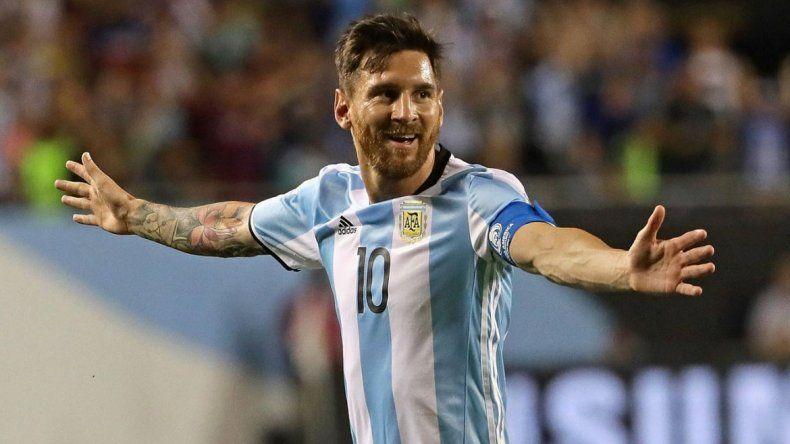 Messi vuelve a la Selección: Amo demasiado a mi país
