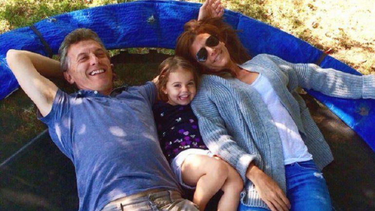Macri descansa en Villa La Angostura con su familia