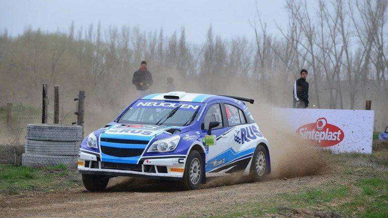 Alejandro Cancio fue tercero en el Shakedown del autódromo.