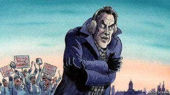 Para The Economist la luna de miel de Macri está llegando a su fin