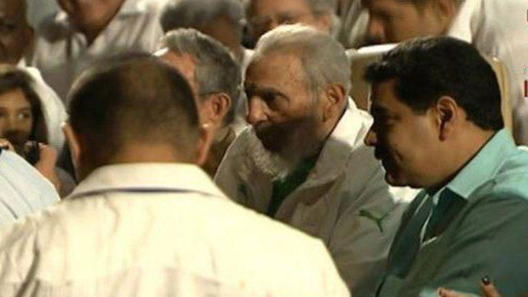 El líder cubano está retirado de la política desde hace diez años.