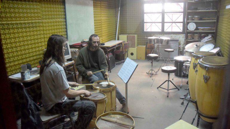 Escuela de Música.