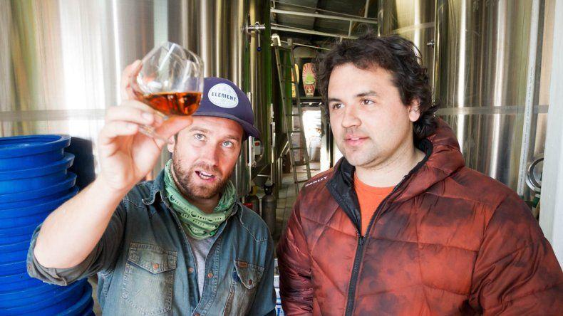 Los creadores de Crafter apuestan por la innovación permanente y ahora juegan a hacer whisky.