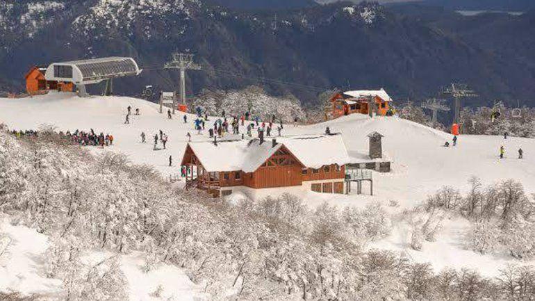 Más de 10 mil personas pasaron por el cerro Chapelco