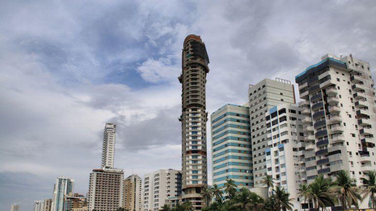 Todo ocurrió en un edificio de Cartagena