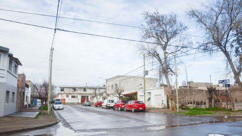 El robo se produjo el sábado por la noche en una casa del barrio Mariano Moreno.