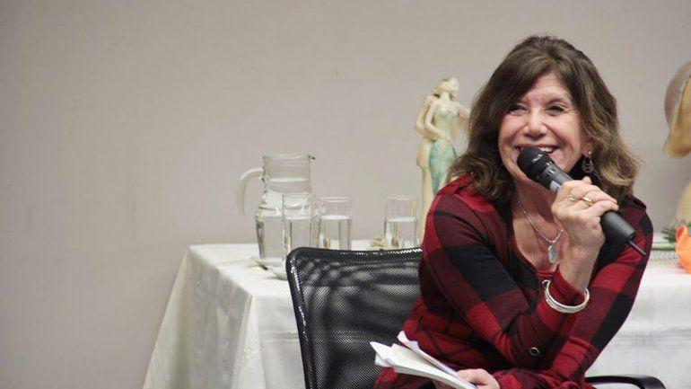 La escritora y poeta Lilí Muñoz