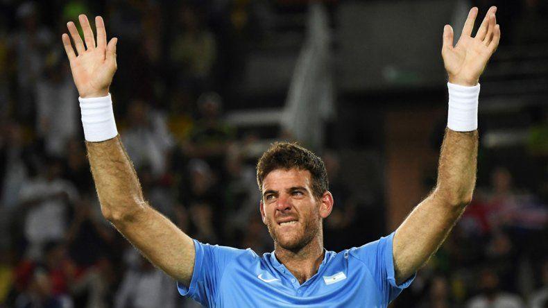 Delpo se va de Río con la frente en alto. Mejoró su actuación en Londres (bronce) venciendo a Djokovic y a Nadal. Inolvidable.