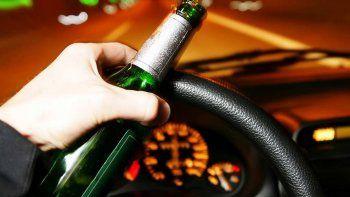 todos los conductores que chocaron estaban borrachos