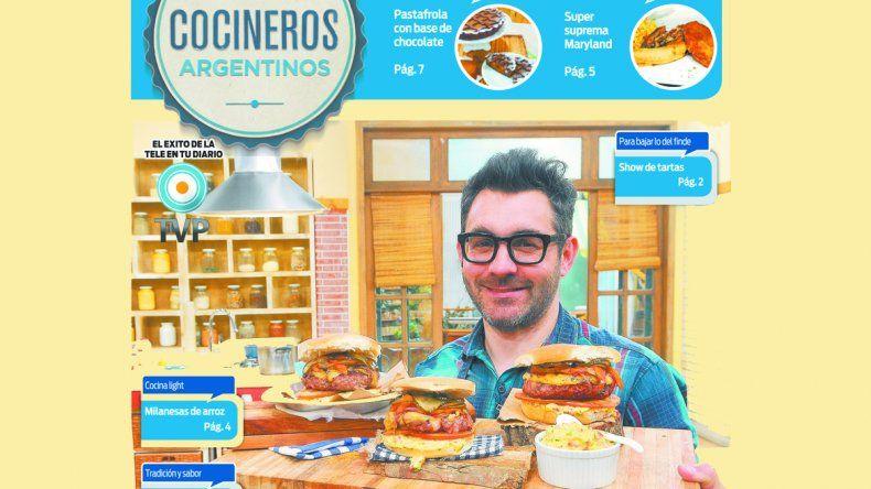 Con Cocineros Argentinos, la fiesta está en casa