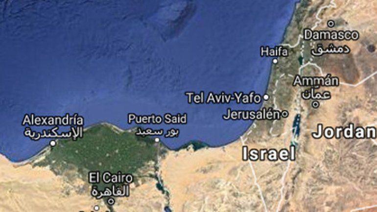 Muchos quieren que se devuelva el nombre de Palestina al mapa.