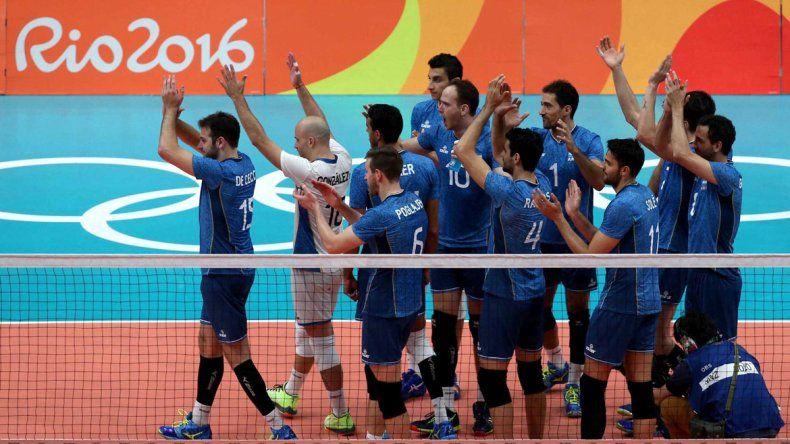 La selección de Velasco ganó cuatro partidos en el grupo B (Irán