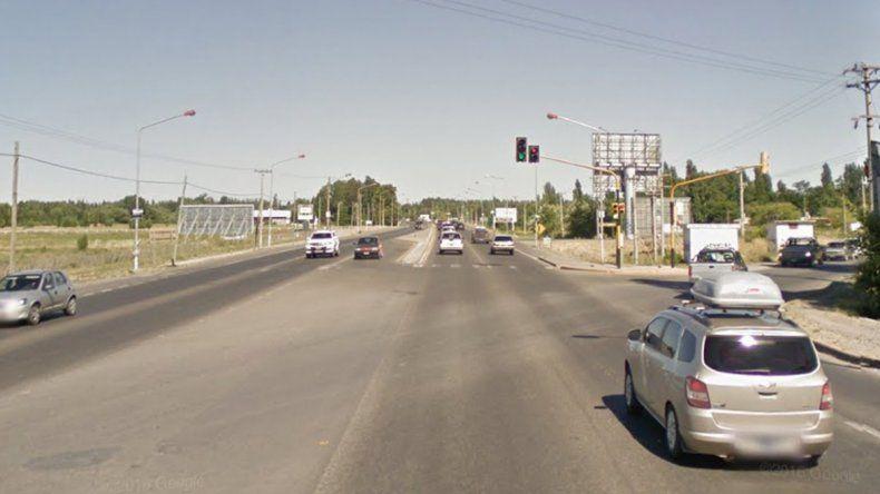 Chacarero borracho chocó en la Ruta 22: tenía 2,57 grados de alcohol