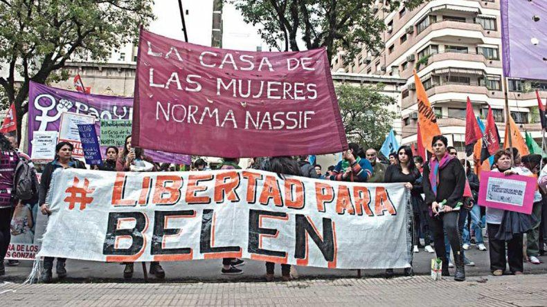 Tras los masivos reclamos, la Corte ordenó liberar a Belén