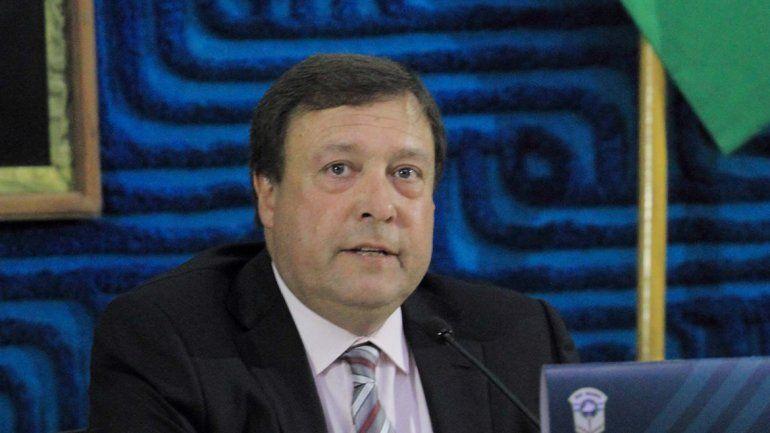 Nombró a Jorge Suazo como nuevo director de Seguridad de la Policía.