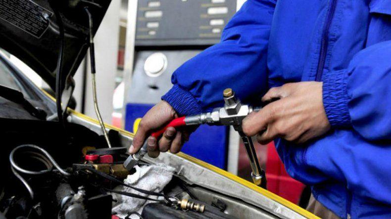 Ayer no se pudo cargar gas en todo Zapala ni en los alrededores.