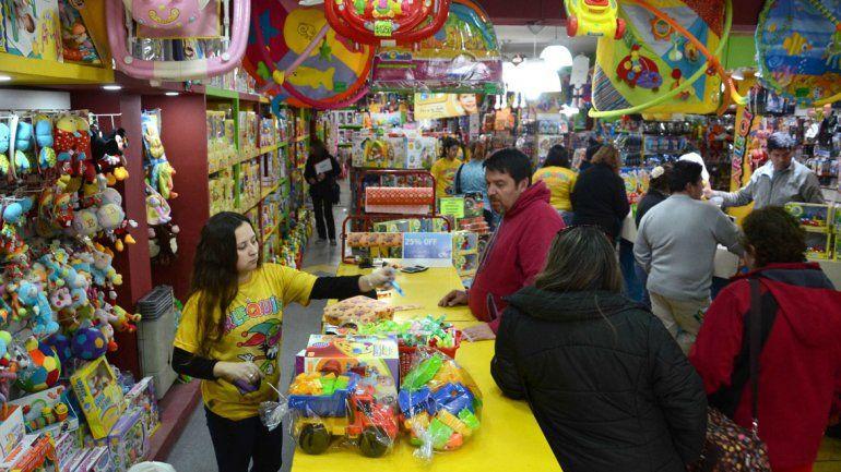 Las ventas por el Día del Niño cayeron un 5,2%