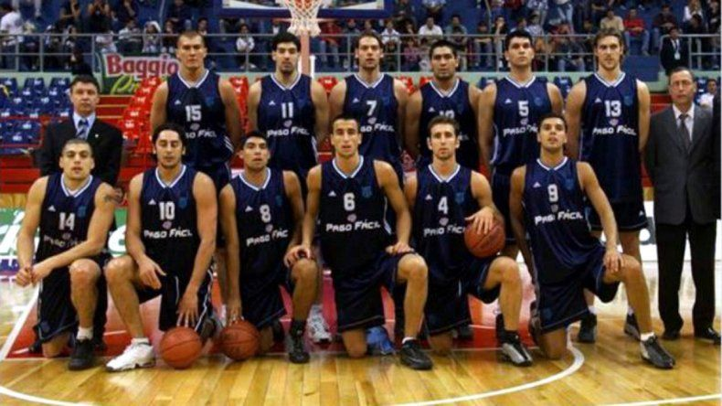 La leyenda empezó con el oro en el FIBA de las Américas en 2001.