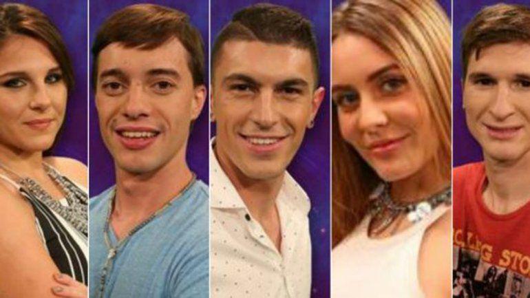 Ya están los cinco finalistas de Gran Hermano 2016