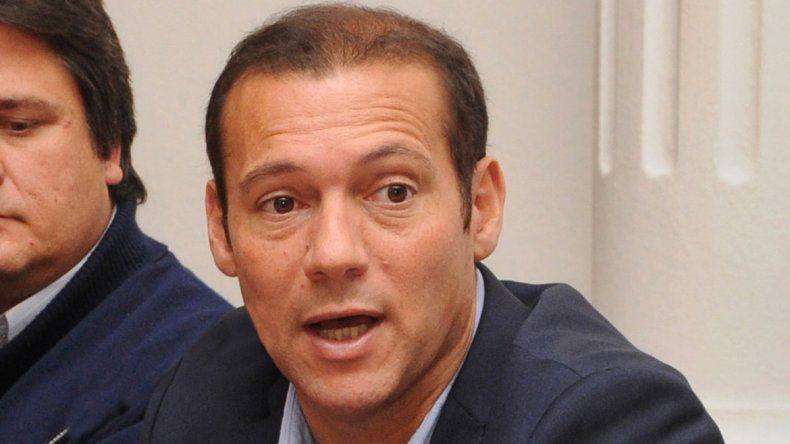 Omar Gutiérrez (Archivo).