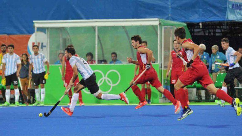Los Leones ganaron la medalla de oro al vencer a Bélgica en la final de Río 2016.