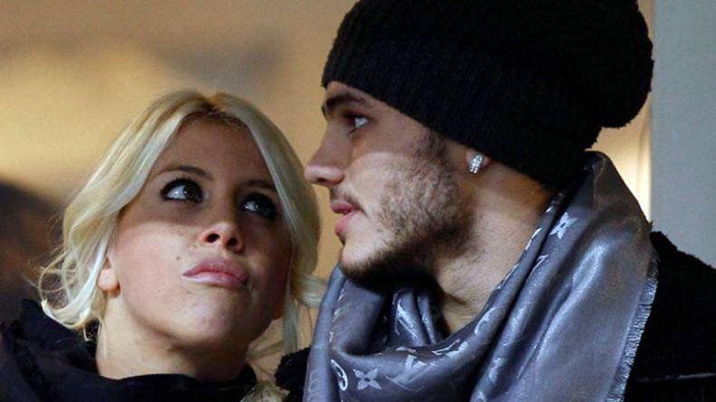 Festeja Wanda: Icardi cobrará 5 millones de euros por año