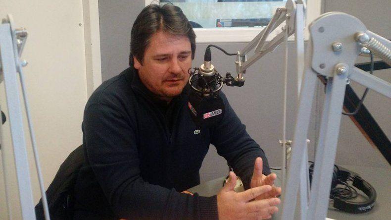 Para Gaido, Quiroga pretende privatizar el ISSN