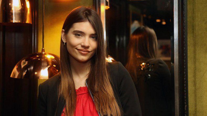 Eva de Dominici enfrenta su primer protagónico con fuertes escenas. Con apenas 21 años y una decena de tiras televisivas en su haber