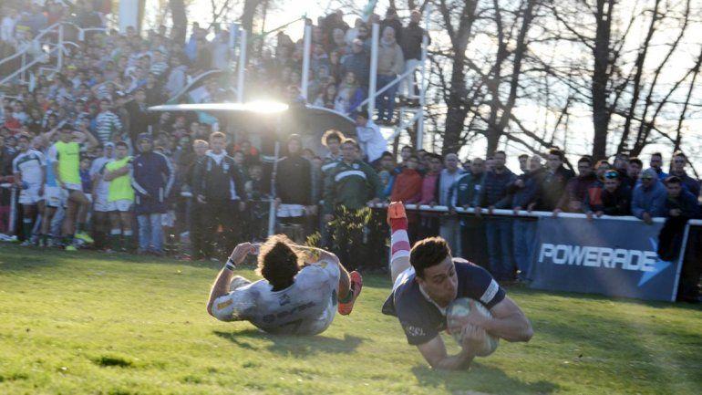Neuquén se quedó con un triunfo clave en la Copa de Plata del Cuyano.