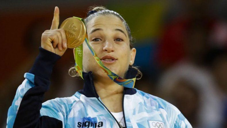 La judoca Paula Pareto será la abanderada en la despedida.