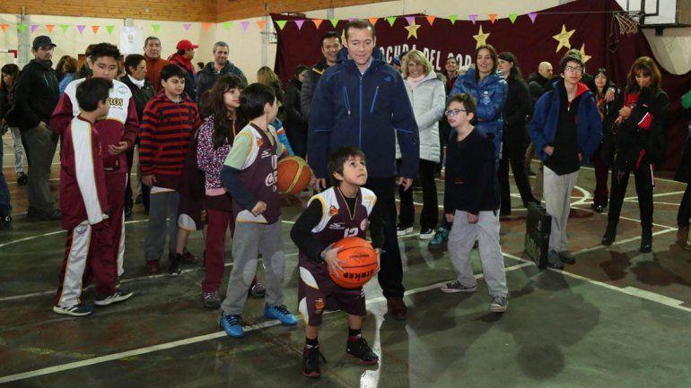 Gutiérrez: El deporte es la garantía de un mañana mejor para los jóvenes