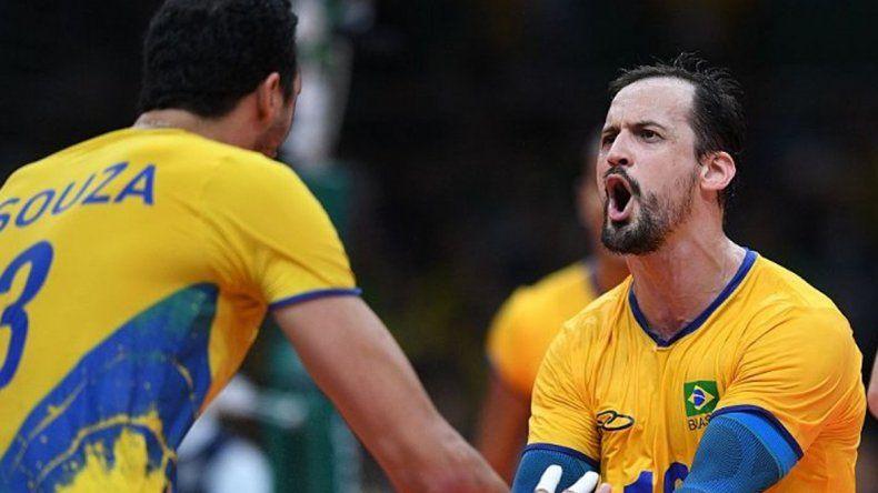 Voley: Brasil derrotó a Italia y se quedó con el oro