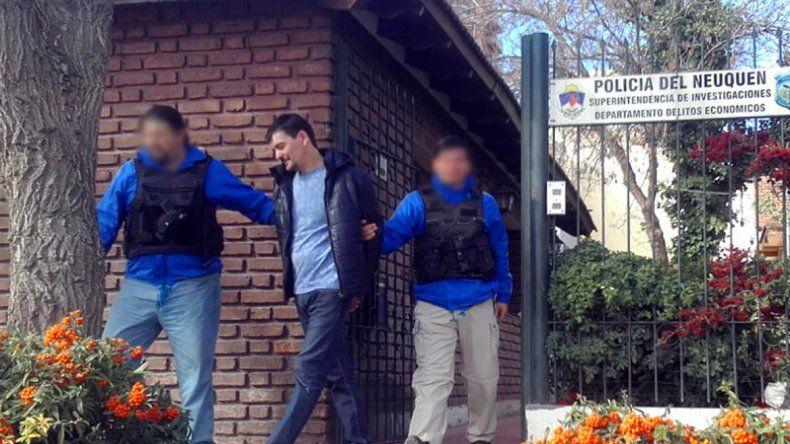 Tras la detención
