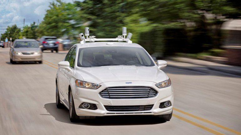 Hace 10 años que la firma Ford trabaja en el auto autónomo.
