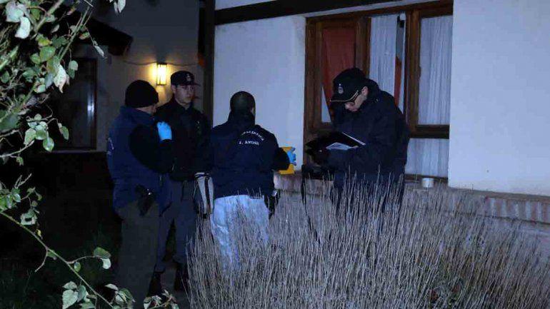 El robo se registró el domingo por la noche en el barrio 15 de Febrero.