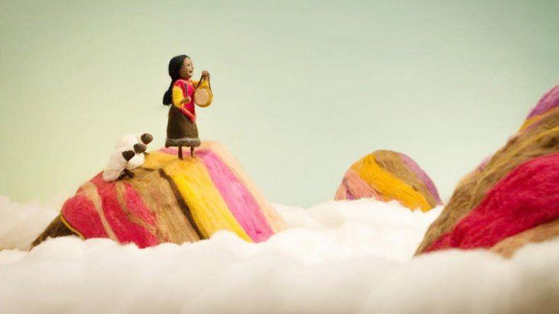 El corto de animación Doña Ubenza