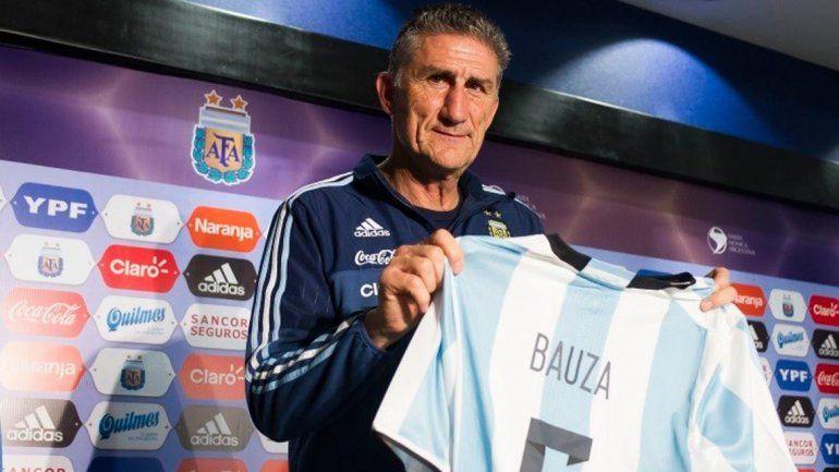 El Patón ya palpita lo que se viene como DT de Argentina.