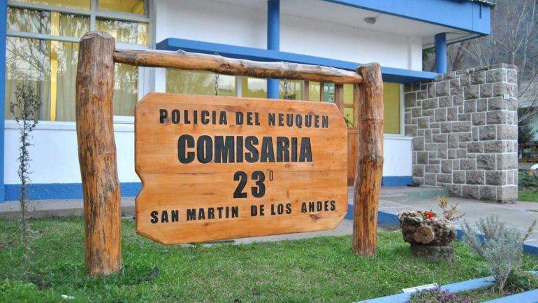 Denuncia de acoso sexual en una comisaría de San Martín de los Andes