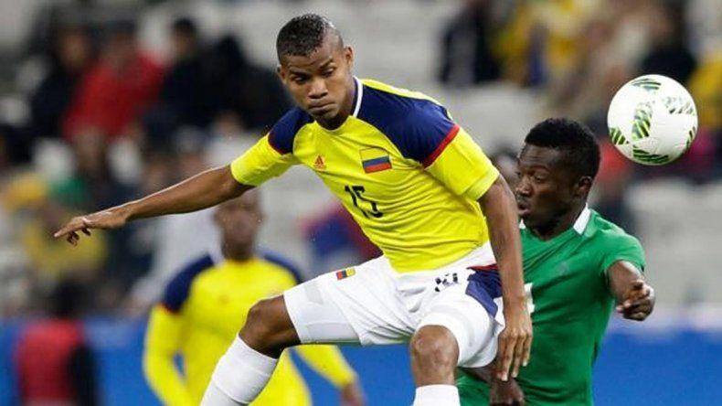 El volante colombiano se hará hoy la revisación médica.
