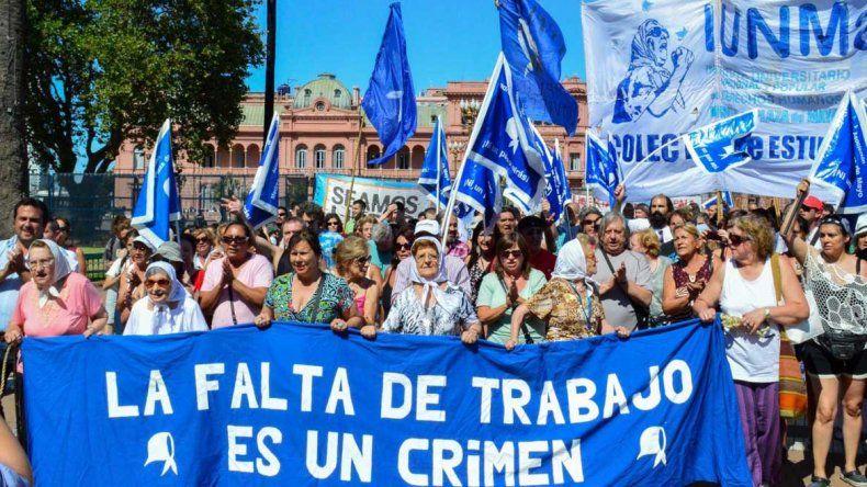 Madres convoca a una Marcha de la Resistencia de 24 horas