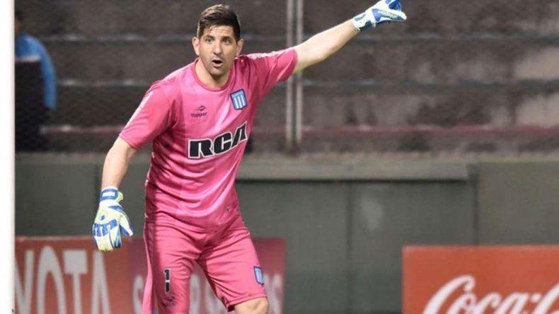 El 1 llegó para jugar por Saja y ya debutó por Copa Argentina.