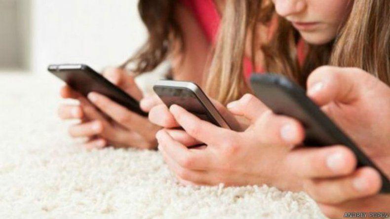 El 90% de los adolescentes argentinos participa en las redes sociales.
