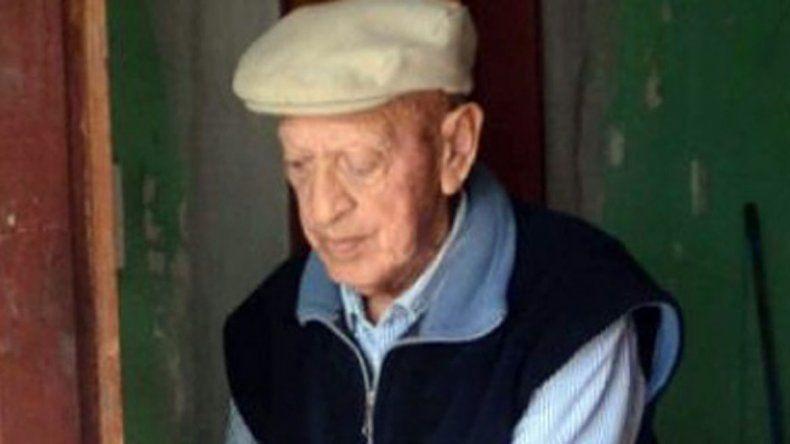 Al abuelo Saldaña lo habían atado y golpeado en su casa.